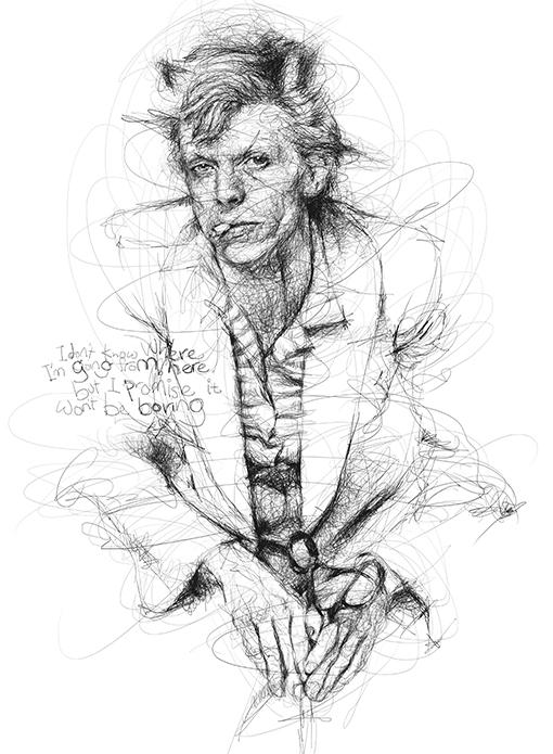 D Bowie