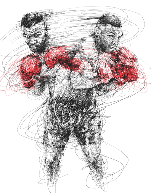 Mike tyson motion 1