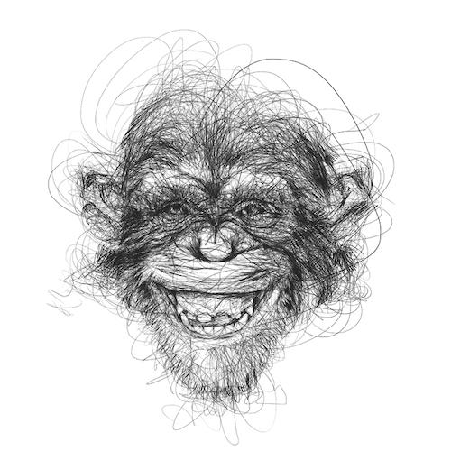 monkey smile 2